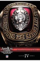 NFL Americas Game: Kansas City Chiefs Super Bowl IV