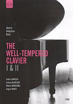 Gavrilov/McGregor/DeMidenko/Hewitt: Bach - The Well-Tempered Clavier I & II