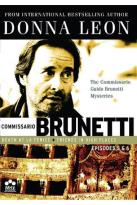 Commissario Guido Brunetti Mysteries: Death at La Fenice/Friends in High Places