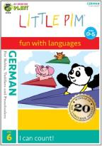 Little Pim: German, Vol. 6 - I Can Count