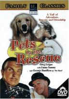 Pets To The Rescue