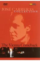 Jose Carreras Collection - The Vienna Comeback