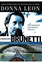 Commissario Guido Brunetti Mysteries: Quietly in Their Sleep/Acqua Alta