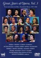 Great Stars of Opera - Volume 3