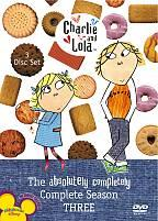Charlie and Lola - The Absolutely Completely Complete Season Three