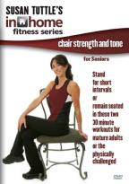 Susan Tuttle's In Home Fitness: Chair Strengh &