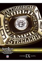 NFL Americas Game: Pittsburgh Steelers Super Bowl IX