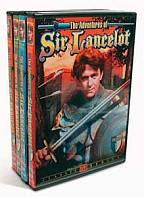 Adventures of Sir Lancelot, Vols. 1-4