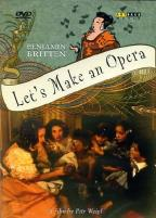 Britten: Let's make an opera