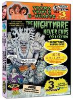 Troma Triple B - Header - Vol. 4: THE NIGHTMARE NEVER ENDS COLLECTION