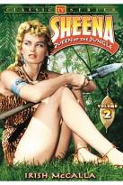 Sheena Queen Of The Jungle - Vol. 2