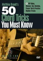 Matthieu Brandt's 50 Chord Tricks You Must Know