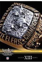 NFL Americas Game: Pittsburgh Steelers Super Bowl XIII