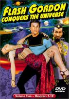 Flash Gordon Conquers the Universe - Vol. 2