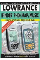 Lowrance iFinder PHD/Map/Music