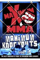 Maximum Mma - Maximum Knockouts: Vol. 1