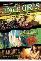 Jungle Girls Triple Feature
