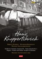 Hans Knappertsbusch and the Wiener Philharmoniker at the Wiener Festwochen