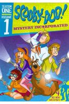 Scooby - Doo! Mystery Incorporated: Season One, Vol. 1