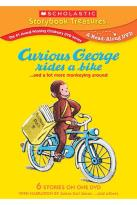 Curious George Rides A Bike & Lots More Monkeying Around