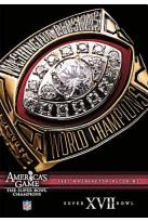 NFL Americas Game: Washington Redskins Super Bowl XVII