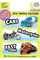 All About Cars, Motorcycles And Fast Trains
