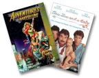 Three Men and a Baby/Adventures in Babysitting