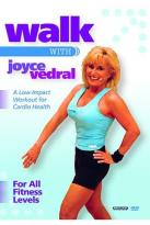 Joyce Vedral: Walk with Joyce Vedral Low Impact Workout Cardio