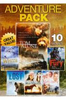 10 Movie Adventure Pack, Vol. 3