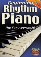 Beginning Rhythm Piano Volume 2 with Dan Huckabee