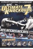 Ultimate Fighting Championship: Ultimate Knockouts, Vol. 7