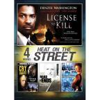 Heat on the Street: 4 Movies, Vol. 2