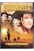 Gunsmoke - The Second Season, Volume 2
