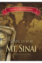 Bible Explorer Series: In Search Of MT Sinai