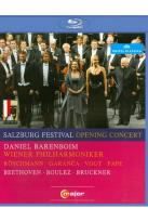 Salzburg Festival Opening Concert 2010: Beethoven/Boulez/Bruckner