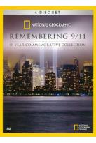 National Geographic: Remembering 9/11 - 10 Year Commemorative Collection