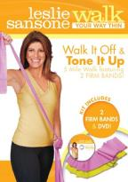 Sansone Leslie-Walk It Off & Tone It Up