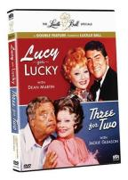 Lucille Ball Specials - Lucy gets Lucky & Three for Two
