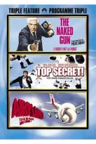 Laugh or I'll Shoot Collection: The Naked Gun/Top Secret!/Airplane!