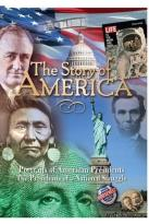 Portraits of American Presidents: Presidents of a National Struggle -1829-1901