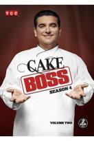 Cake Boss: Season 4, Vol. 2