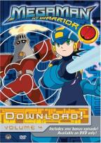 Megaman: NT Warrior - Vol. 4: Download!