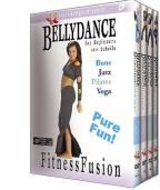 Bellydance Fitness Fusion for Everybody with Suhaila - Box Set