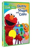 Sesame Street - Guess That Shape and Color