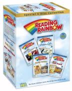 Reading Rainbow Favorites 4 DVD Gift Set