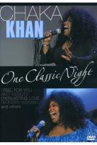Chaka Khan: Live - One Classic Night