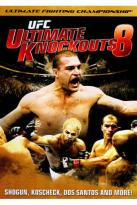 Ultimate Fighting Championships: Ultimate Knockouts, Vol. 8