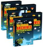 UFOs: The Footage Archives - Vols. 1-5: UFO's Caught on Camera 1950-2000