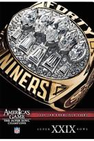 NFL Americas Game: San Francisco 49ers Super Bowl Xxix