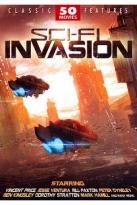 Sci-Fi Invasion: 50 Movies